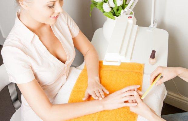 Manicure & Pedicure Manicure & Pedicure