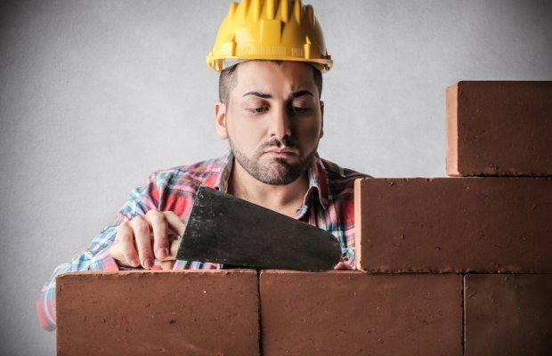 Bricklaying DIY