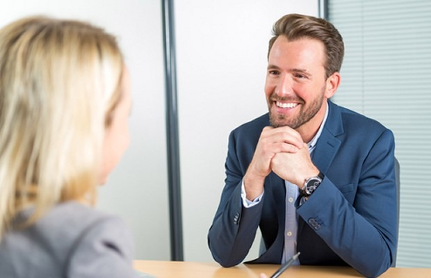 Good First Impression at a Job Interview
