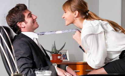 Famous Couples who Met At Work