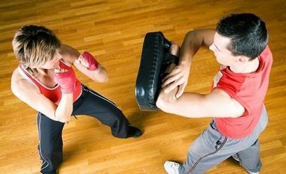 Self Defence Teacher
